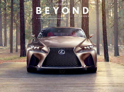 BEYOND BY LEXUS Magazine2