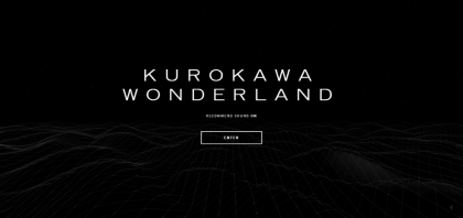 KUROKAWA_WONDERLAND